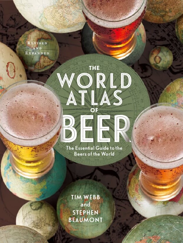 Cover: The World Atlas of Beer by Tim Webb and Stephen Beaumont