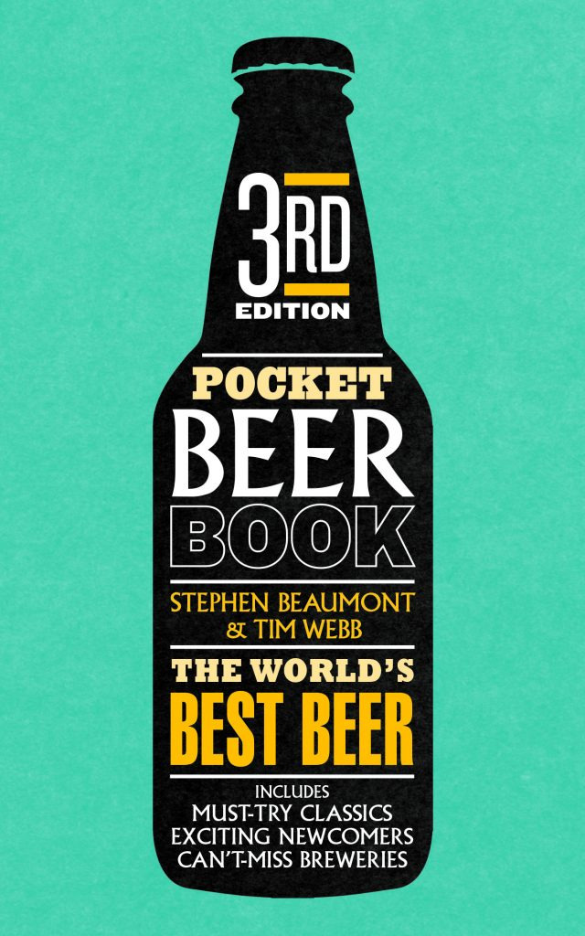 Cover: Pocket Beer Book 3rd Edition by Stephen Beaumont and Tim Webb